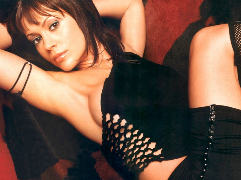 Download wallpaper Alyssa Milano Alyssa Milano Actors free desktop