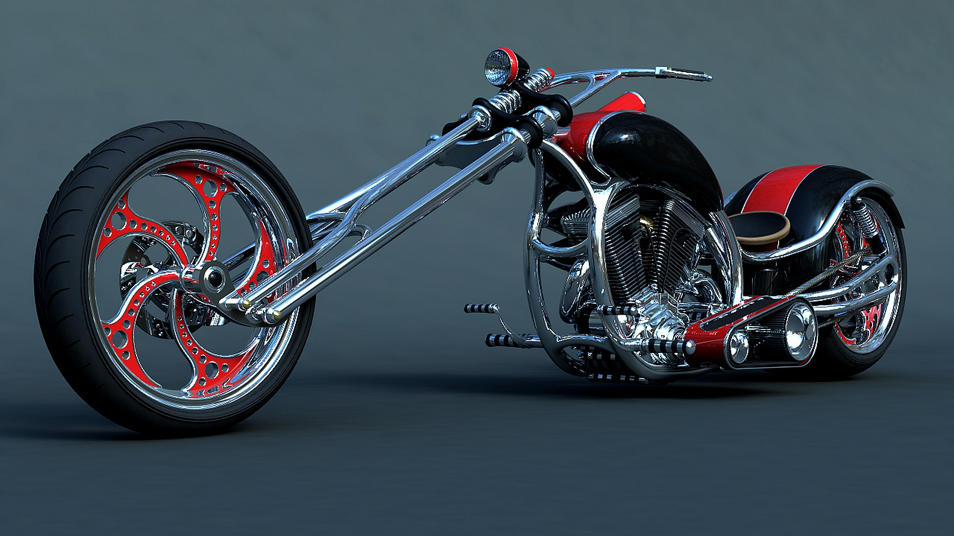 Choppers Bike Chopper Motos Custom Wallpaper Moto Bikes Ttsn