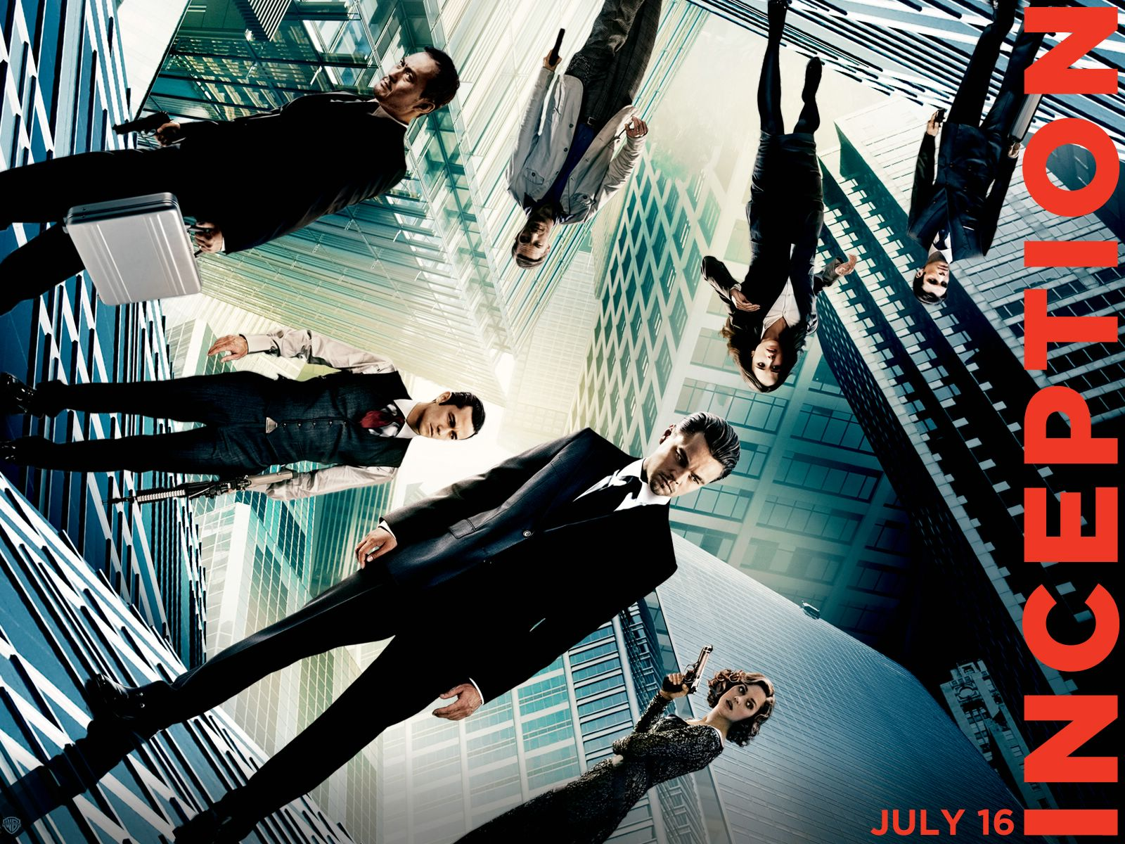Inception Phone Wallpaper in  Posters Hd phone