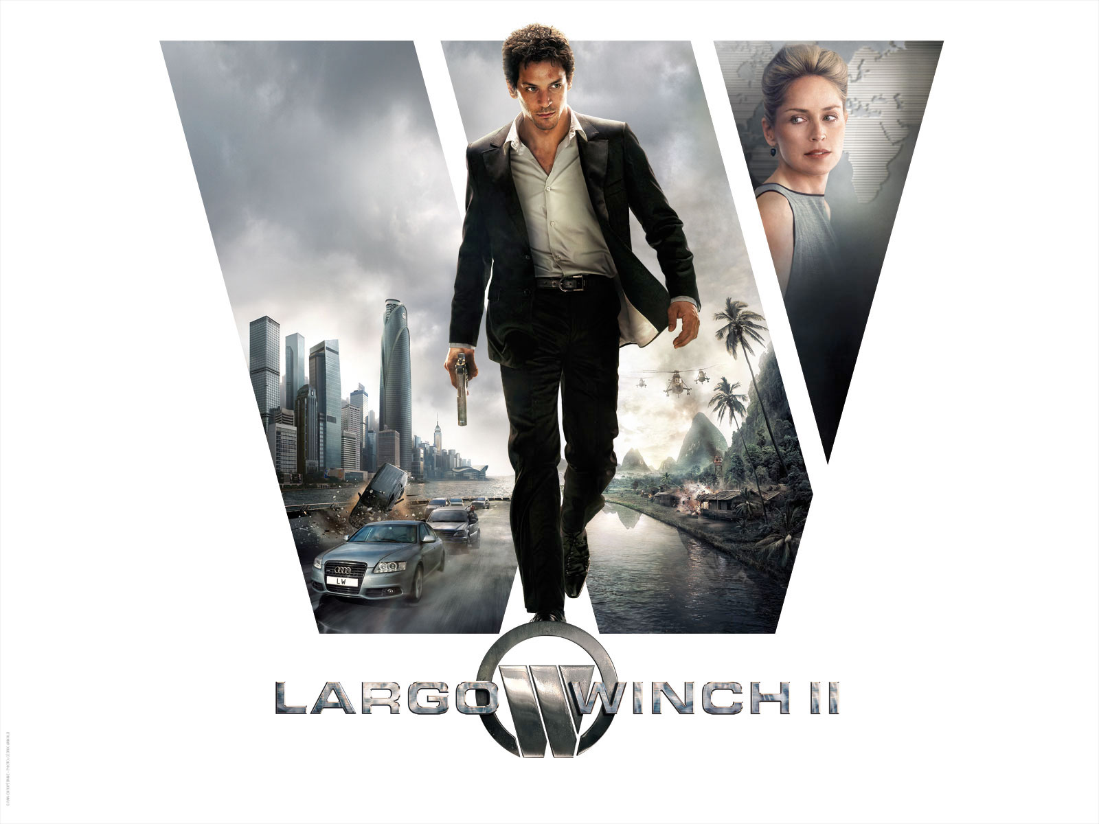 fond ecran Largo Winch 2