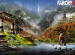 fond ecran Far Cry