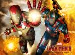 fond ecran Iron Man 3