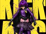 fond ecran  Kick-Ass : Hit Girl