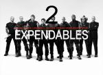 fond ecran  The expendables 2 : Affiche