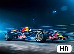fond ecran HD F1 Red Bull