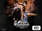 fond ecran HD Fast and Furious 4