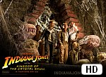 fond ecran HD Indiana Jones 4